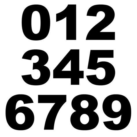 Aufkleber Zahlen Hausnummer by Hausnummer Haust 252 R Aufkleber Briefkasten Zahl Nummer