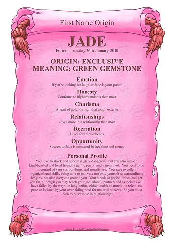 jade name meaning flickr photo sharing