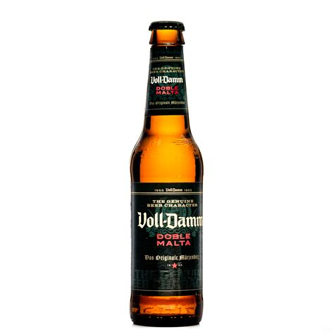 biere voll damm doble malta de damm