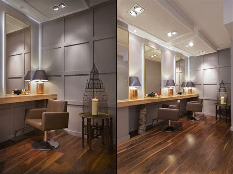 aveda lifestyle salon spa  reis design london uk