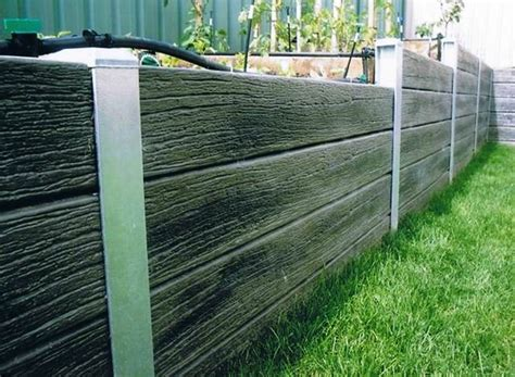 modern retaining wall ideas modern retaining wall garden ideas