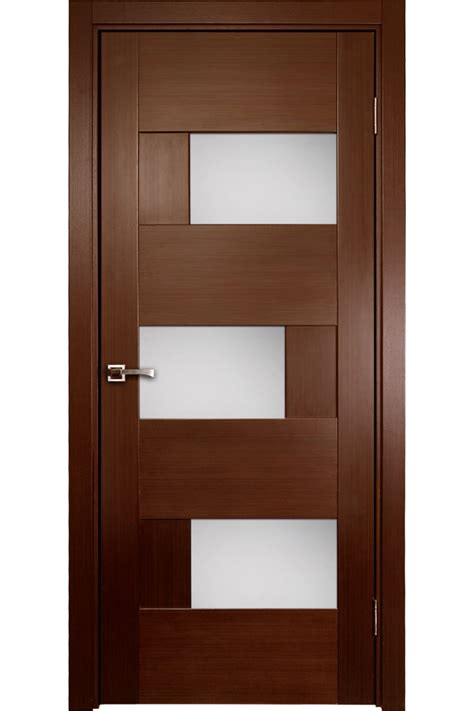 Single Glass Exterior Door Terrific Contemporary Front Doors Design Inspiration With Wooden Entry Door And Zigzag Frosted