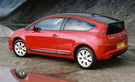 Citroen C4 Coupe by Citro 235 N C4 Coup 233 Review 2004 2010 Parkers