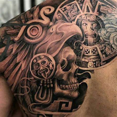 mexican tattoos tribal mexican tattoos best tattoos 2018 designs