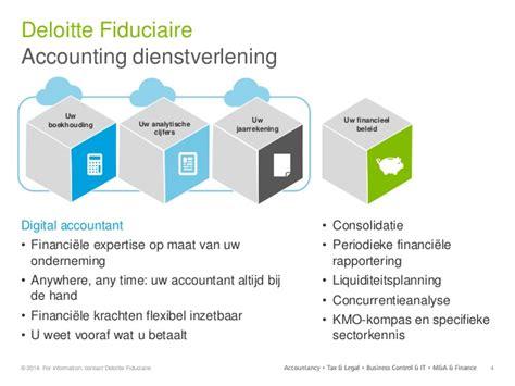 Advisory Salary At Deloitte Mba by Deloitte Fiduciaire Kantoor Hasselt