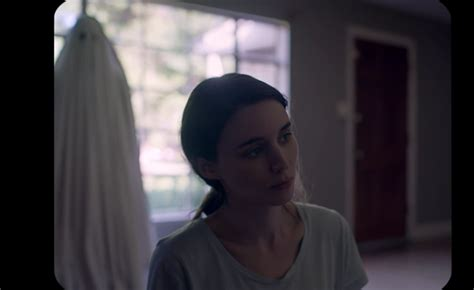film a ghost story a ghost story trailer rooney mara casey affleck star in