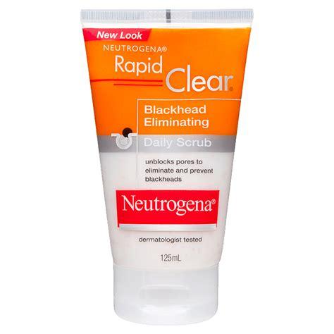 Rapid Clear Detox Reviews by Rapid Clear Blackhead Scrub Neutrogena 174 Australia