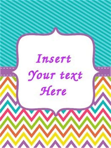 editable binder cover templates 17 best ideas about chevron binder covers on