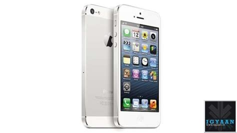 5 Iphone Price In India Iphone 5 Price In India Confirmed Rs 45 500 For 16gb Igyaan In