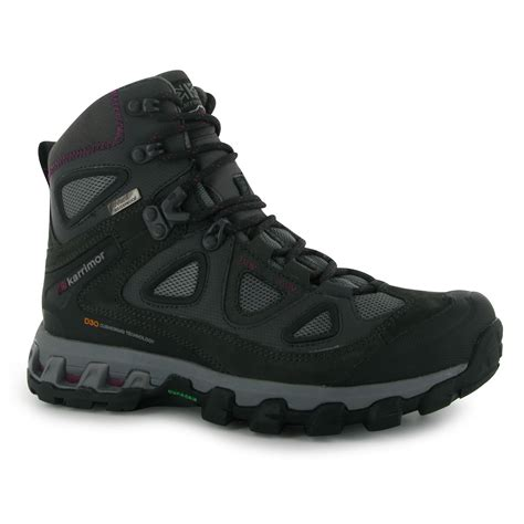 karrimor womens ksb jaguar walking boots leather