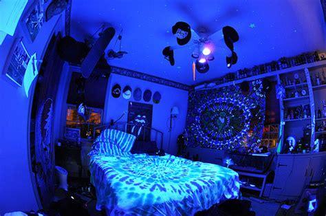 black light bedroom uv light on tumblr