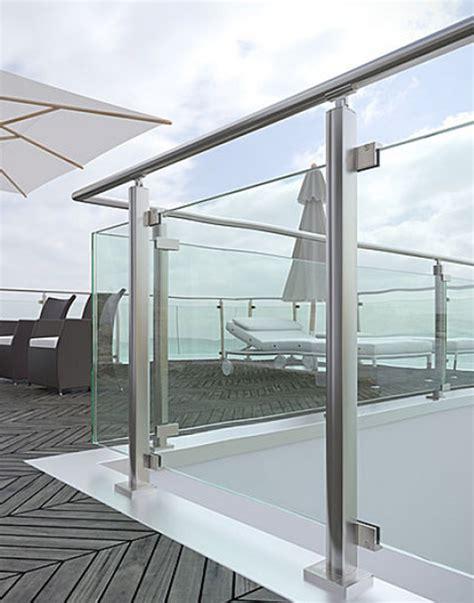 parapetti terrazze realizzazione e installazione di parapetti esterni per