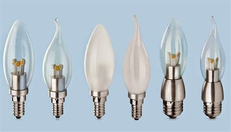 Types Of Led Lights Available For Different Applications Different Types Of Led Light Bulbs