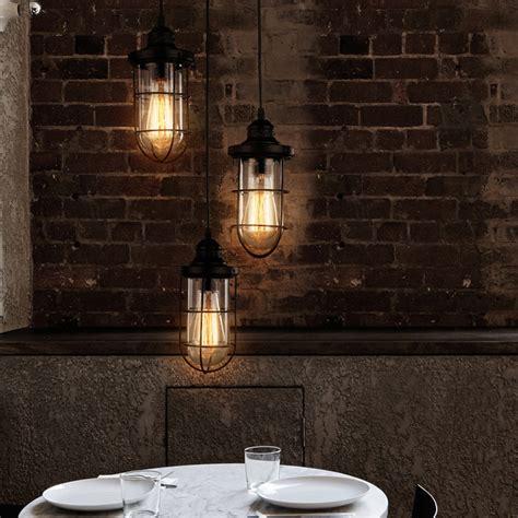 Edison Style Dining Room Lighting Edison Bulb Pendant Light Study Room Bulb Style Pendant