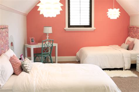 coral pink bedroom crushing on coral furniture walls accessories the