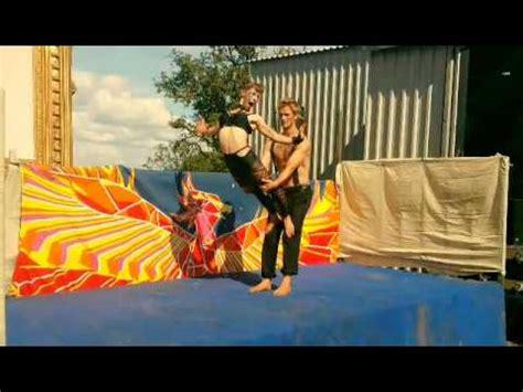 electro swing circus circo inferno electro swing circus nozstock 2015 youtube