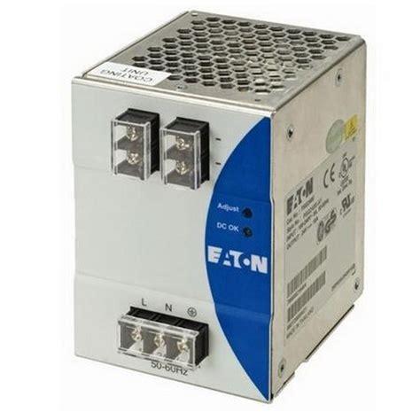 24 volt power supply eaton cutler hammer psg240e power supply 24 volt dc 90 264 volt ac 10 240 watt 14