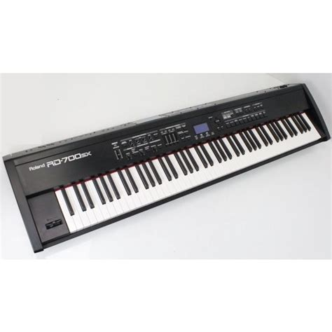 Keyboard Roland 88 Tuts Roland Rd 700sx 88 Key Digital Piano Keyboard With Flight