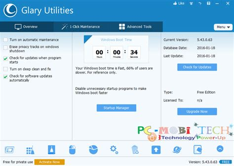 best free utilities 3 best free pc cleaner software 2018 pcmobitech