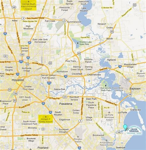 houston map printable houston cruise ship schedule cruisemapper