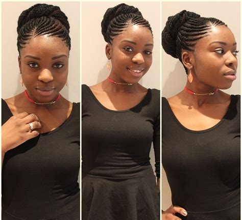 africa plating lines hairstyles ghananian lines braids styles african hair braiding and