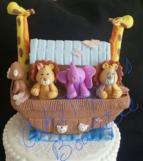 Noah S Ark Baby Shower Decorations by Noah S Ark Cake Decoration Noah S Ark Baby Shower