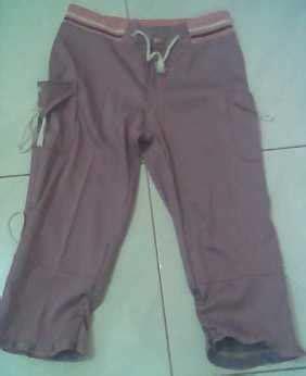 Celana Santai 34 jualan yuk jual celana santai wanita 3 4 modis dan murah