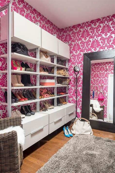 hot pink wallpaper for bedroom top 15 pink damask wallpapers for interiors inspiration