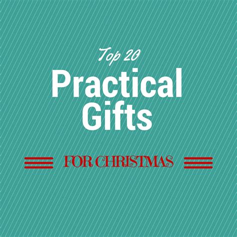 best practical christmas gifts top 20 practical gifts for economics