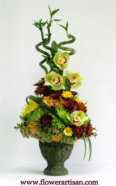 unique flower arrangements unusual flower arrangement flowers flowerarranging flowers and floristry pinterest
