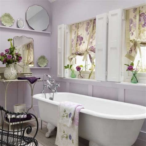 Lilac Bathroom Decor » Home Design 2017
