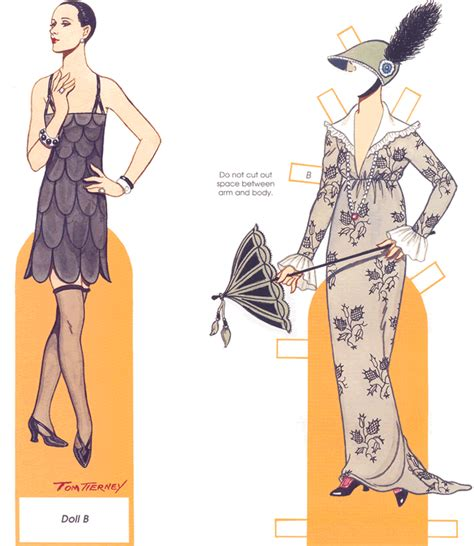 How To Make A Paper Dolls - a sling of paper dolls from dover s weekly newsletter