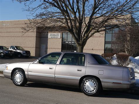 how does cars work 1997 cadillac deville electronic toll collection 1997 cadillac deville midwest car exchange