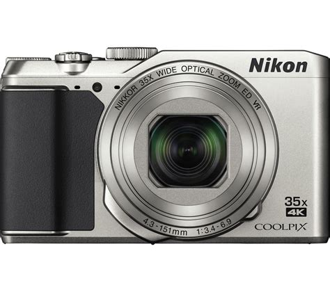 Nikon Coolpix A900 nikon coolpix a900 superzoom compact silver deals pc world