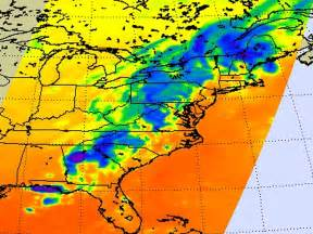 nasa nasa infrared satellite sees severe weather in nw