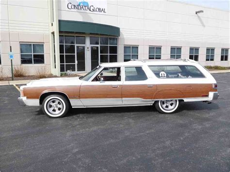 Chrysler Town And Country Wagon by 1976 Chrysler Town And Country Station Wagon For Sale