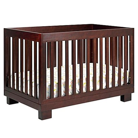 Babyletto Modo 3 In 1 Convertible Crib Babyletto Modo 3 In 1 Convertible Crib In Espresso Bed Bath Beyond