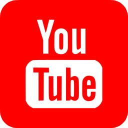 youtube red color red youtube 3 icon free red site logo icons