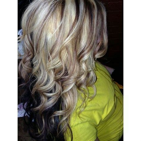 dramatic blonde highlights images dramatic blonde pin by taylor barfield on hair pinterest hair style