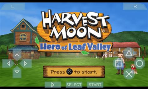 game mod android harvest moon game ppsspp harvest moon android basedroid