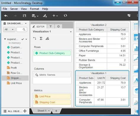 construct 2 rts tutorial microstrategy creating dashboard