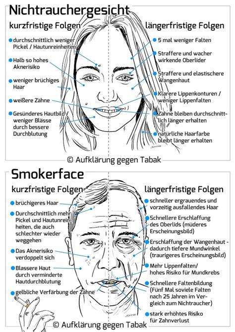 ab wann nichtraucher smokerface wie alt macht rauchen wirklich rauchfrei