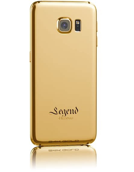 Samsung S6 Platinum Gold check out these luxury samsung galaxy s6 and s6 edge by legend clad in 24kt gold 18kt gold