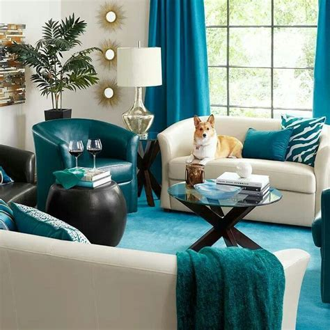 teal livingroom teal blue living room ideas