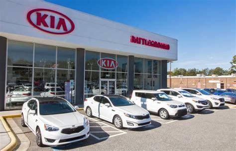 Kia Dealership Greensboro Nc Battleground Kia Car Dealership In Greensboro Nc 27408