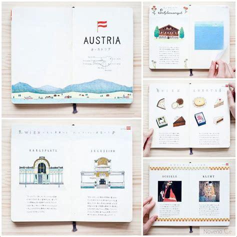 cuaderno de vacaciones para m 225 s de 25 ideas fant 225 sticas sobre cuadernos de viaje en 193 lbum de recortes de diario