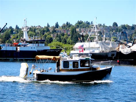 salty boats nw powerboats salty boating news ballard seattle seattle to ak commercial