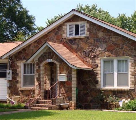House Searcy Ar by A Rock House May Last Forever Here S One In Searcy