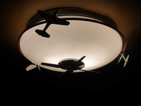 Airplane Light Fixture Airplane Deco Light Fixture Collectors Weekly