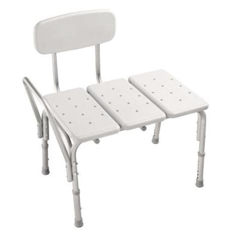 extended tub transfer bench safety first tub transfer bench in grey s1f565 the home